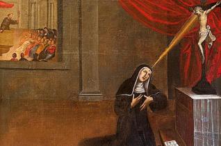 A reménytelen ügyek szentje – Szent Rita szerzetes