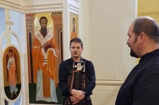 Magyarország ritmusai ősi hangszereken egy pécsi templomban