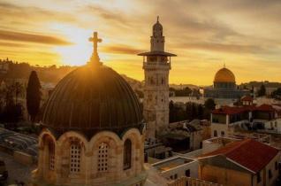 Szentföldi püspökök: Béke csak az egyenlőség és a szeretet útján érhető el