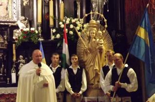 Lengyel barátaink kilenc napon át imádkoznak Ferenc pápa csíksomlyói látogatásának eredményességéért