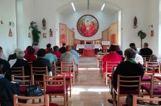 Szórványban élő görögkatolikusok találkoztak Zalabesenyőn